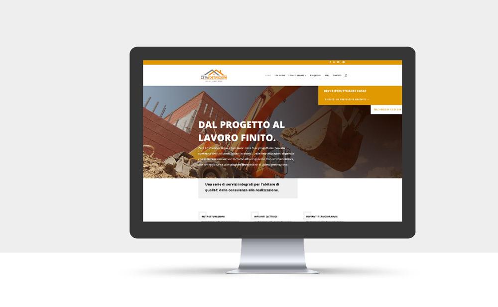 Online il nuovo sito di Zeta Costruzioni!