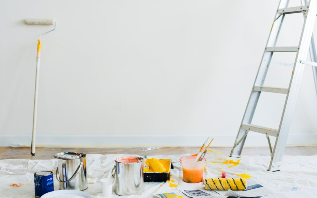 Tecniche di Pittura: Qual è Quella Giusta Per la Tua Casa?
