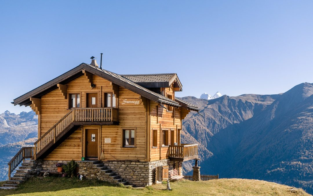 Chalet da ristrutturare: Come conservare lo stile alpino