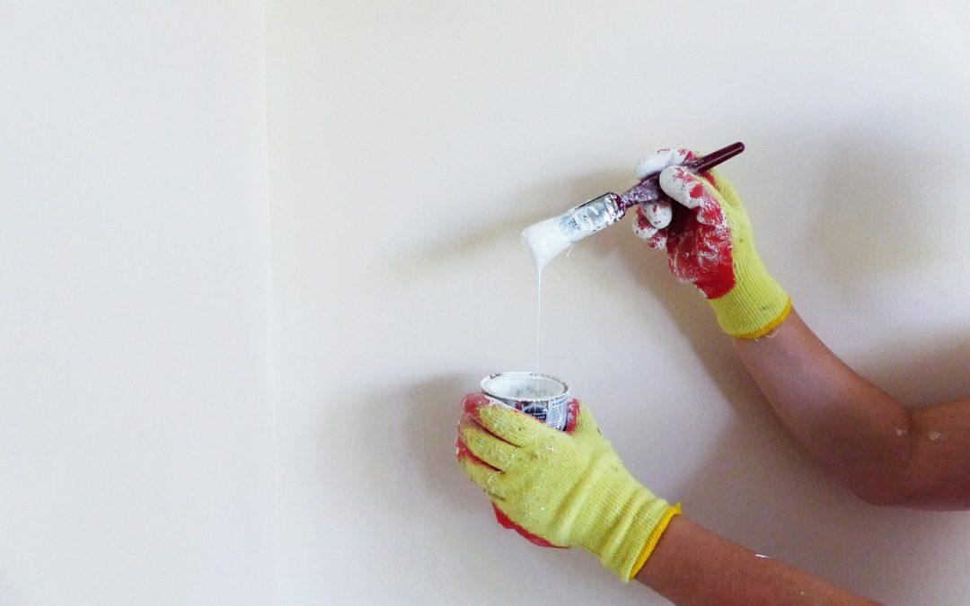 6 consigli utili per imbiancare le pareti