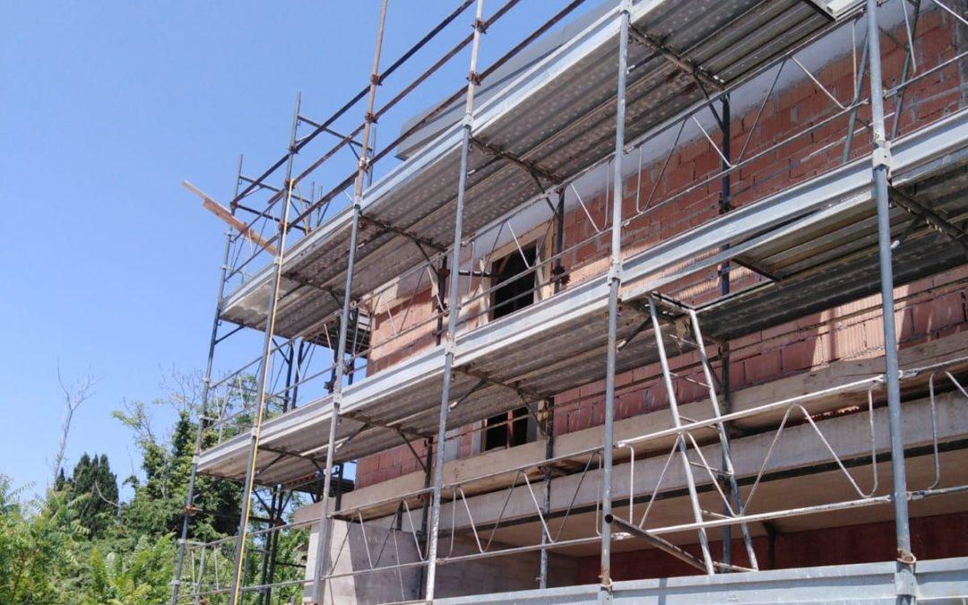 Costruzione edificio a Porto Recanati (MC)