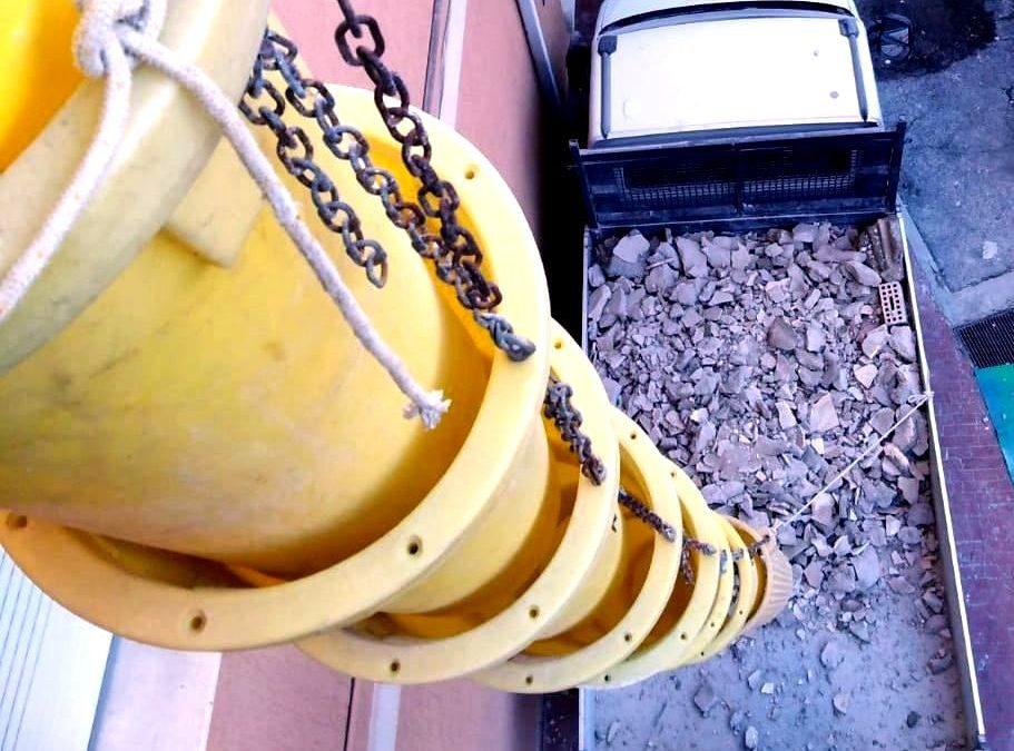 Ancona Via Trionfi: ristrutturazione appartamento